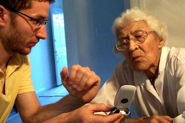 Un lien entre deux générations