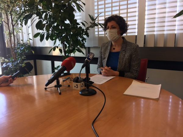 La maire de Strasbourg Jeanne Barseghian veut ouvrir le débat sur les conditions d'attribution de subventions aux associations, qu'elles soient cultuelles ou pas
