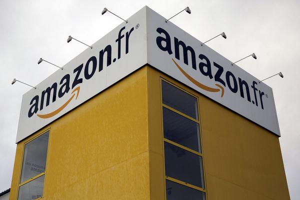 Le site d'Amazon à Saran (Loiret) où l'enquête de Capital s'est en grande partie déroulée.