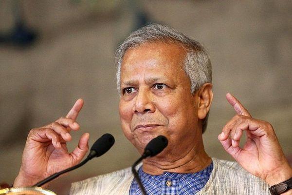 Muhammad Yunus, prix Nobel de la Paix 2006