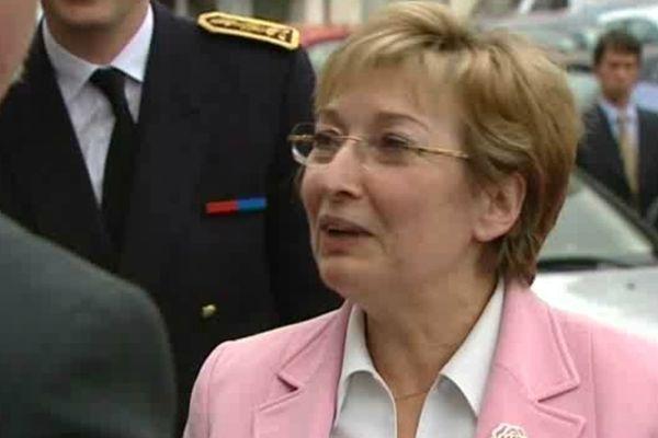 Anne-Marie Escoffier - ministre de la décentralisation - 2012