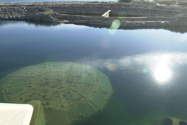 La Bulle de Fleury d'Aude, un observatoire sous-marin jamais utilisé va être détruit 30 ans après sa construction. Un gâchis financier - archives - janvier 2002