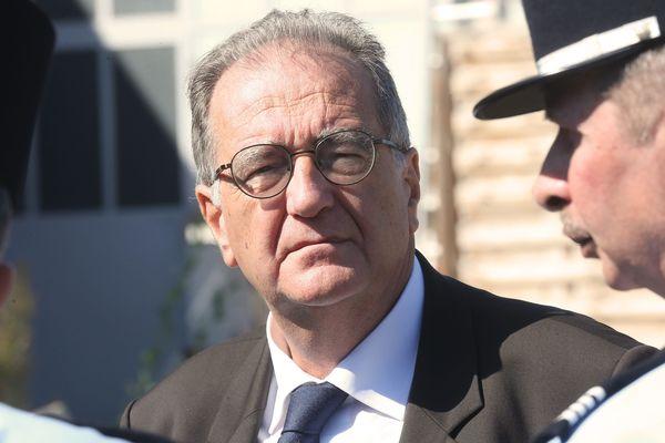 Robert Gelli, procureur général près la cour d'appel d'Aix-en-Provence, nommé garde des sceaux à Monaco.