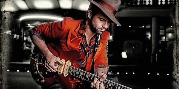 Manu Lanvin qui a délaissé le rock pour le blues sera à Meyreuil le samedi 12 septembre.
