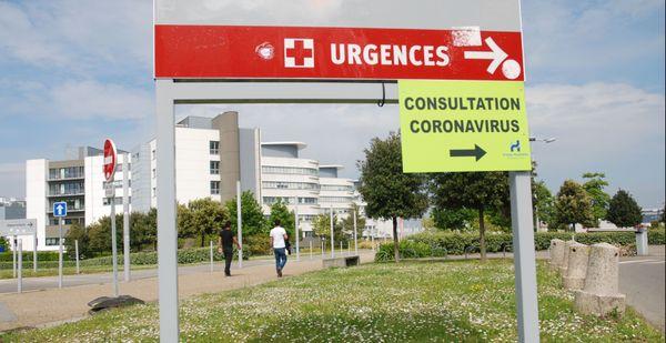L'hôpital de Lorient a accueillis des malades du COVID-19 de la région parisienne