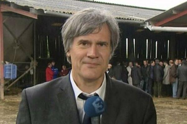 Stéphane Le Foll, ministre de l'agriculture (21 juin 2013)