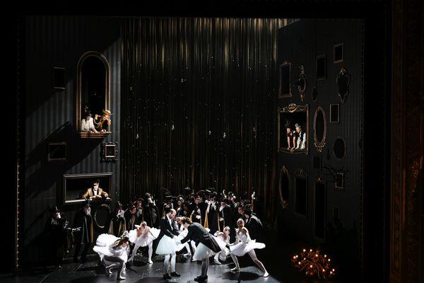 L'opéra La Chauve-souris, une oeuvre de Johann Strauss