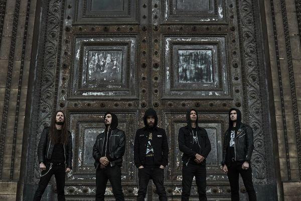 Le groupe nantais Regarde les Hommes Tomber sera à l'affiche de la 15e édition du Hellfest