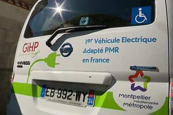 Ce jeudi matin, la GIPH de Montpellier a inauguré l'arrivée de deux nouveaux véhicules électriques et d'une plateforme de recharge - 13 avril 2017