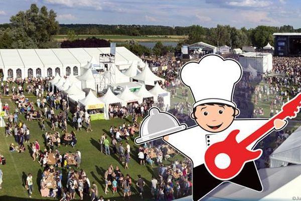 Francos Gourmandes 2015, la 4e édition du festival musical et gastronomique a lieu vendredi 12 et samedi 13 juin 2015, à Tournus, en Saône-et-Loire.