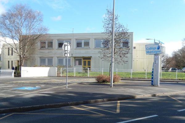 Collège Montaigne à Vannes