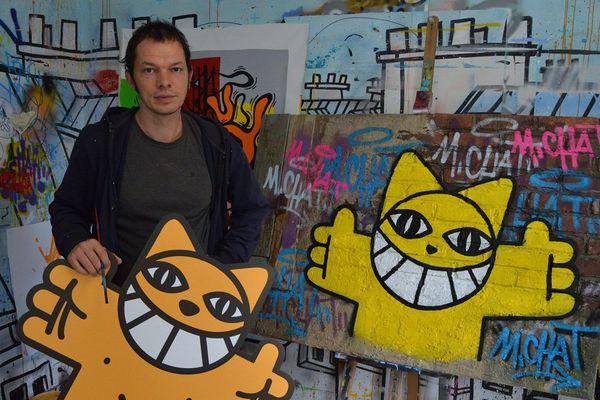 Le gros félin au sourire cartoonesque est célèbre dans le monde entier