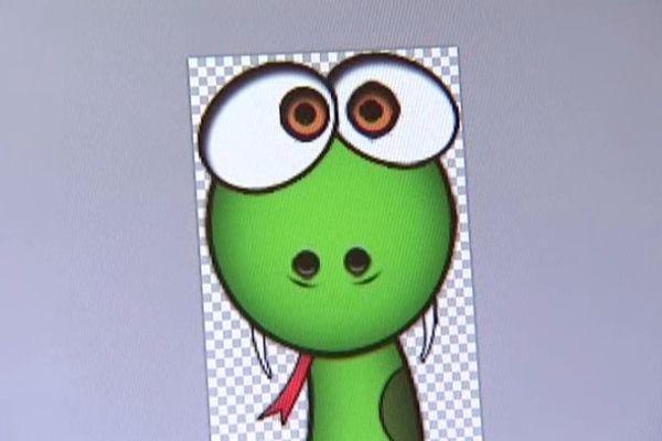 """Concours jeu video : dessin s'inspirant du thème """"Serpent Leptophis ahaetuella"""""""