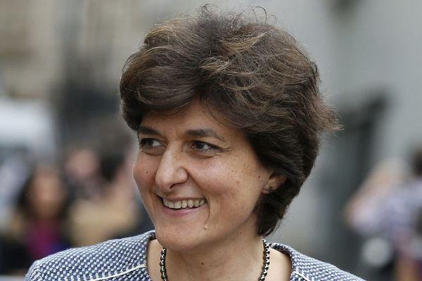 Sylvie Goulard, députée européenne Modem - Paris - 13/05/2017