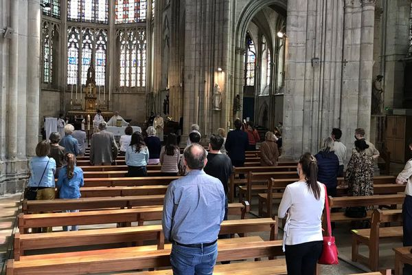 Le confinement et la reprise en douceur des célébrations ont encore dégradé des finances du diocèse de Troyes déjà dans le rouge.