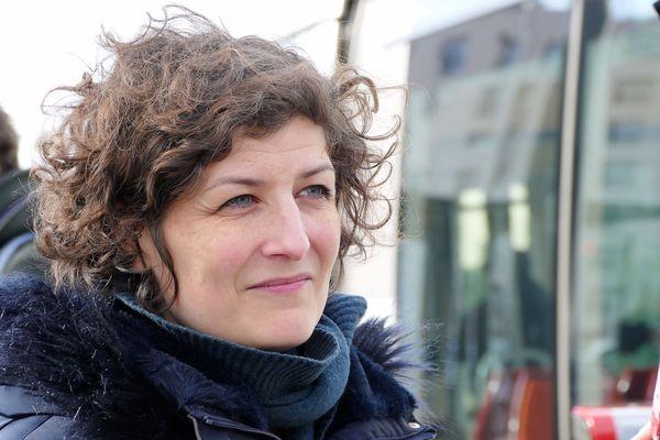 L'écologiste Jeanne Barseghian a créé la surprise en arrivant en tête du premier tour des municipales strasbourgeoises.