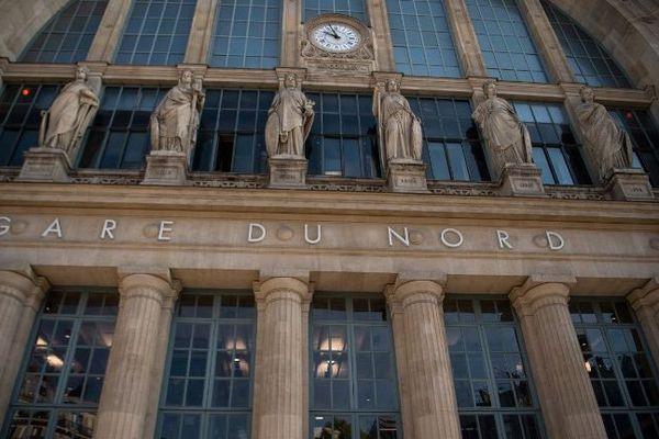 Un suspect est recherché pour avoir fait chuter deux personnes sur les voies, Gare du Nord.