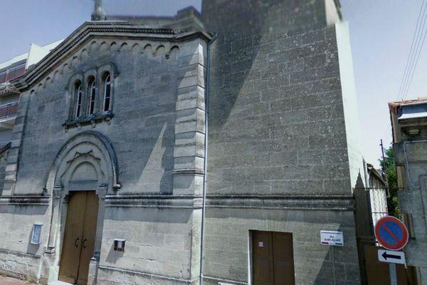 Eglise Le Christ Rédempteur à Talence