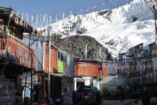 Des chercheurs grenoblois se sont rendus dans la ville la plus haute du monde : La Rinconada, au Pérou.