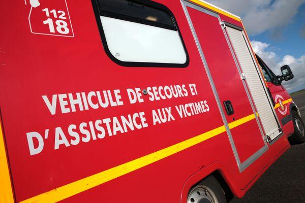 L'accident a fait trois victimes, dont un blessé grave. Photo d'illustration