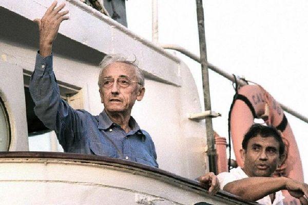L'Océanographe Jacques-Yves Cousteau (1997)