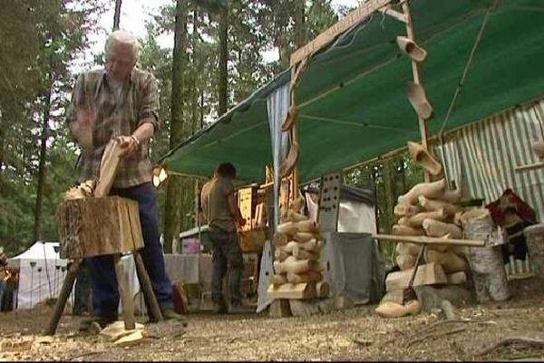Entre tradition et innovation, les métiers du bois s'exposent.