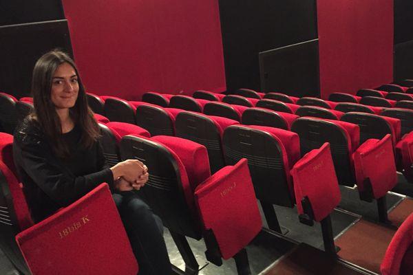 Raphaëlle Jean-Louis, jeune réalisatrice ligérienne présente son dernier court-métrage au Festival de Cannes