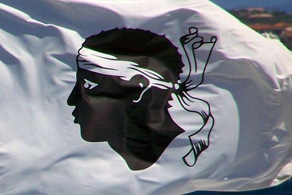 "Illustration - Le drapeau corse, ""A Bandera"""