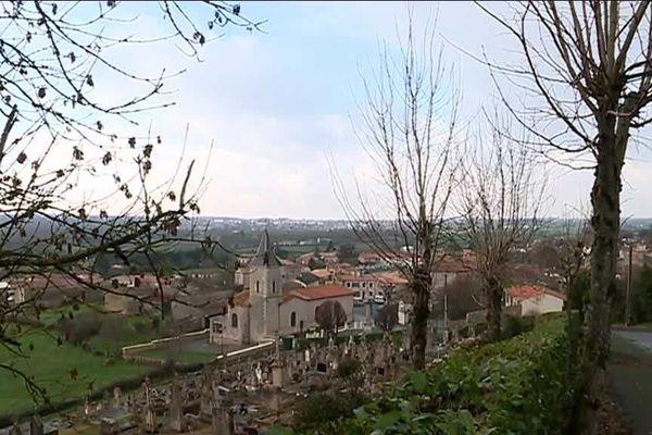Nanteuil dans les Deux-Sèvres