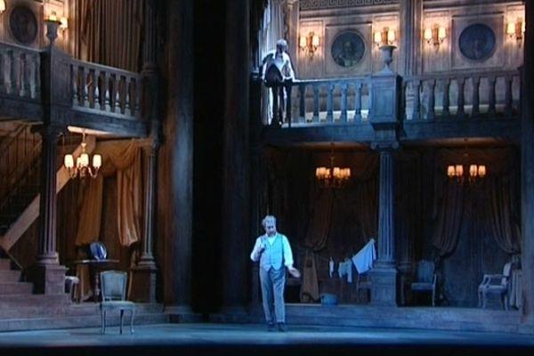 Don Pasquale est en représentation jusqu'au 30 avril au théâtre du Capitole