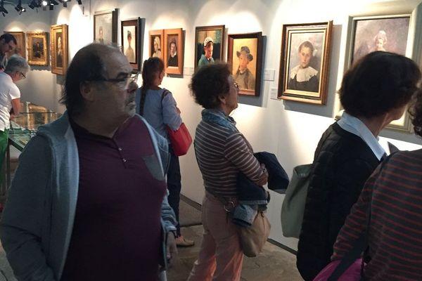 """""""L'enfant dans la peinture bretonne"""" à découvrir jusqu'au 7 octobre au musée du Faouët"""