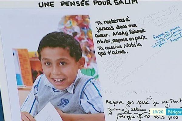 Le jeune Salim, 11 ans, avait trouvé la mort par noyade dans la piscine de Terrasson le 30 juillet 2015