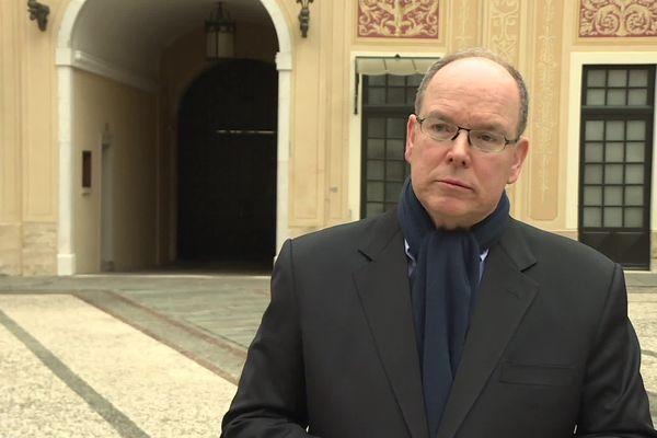 SAS le Prince Albert II de Monaco revient sur les impacts de la crise du coronavirus.