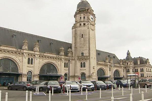 La gare de La Rochelle (archives)