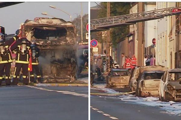 Deux bus ont pris feu à la Chapelle Saint Mesmin à 48h d'intervalle. Kéolis procède à des vérifications.
