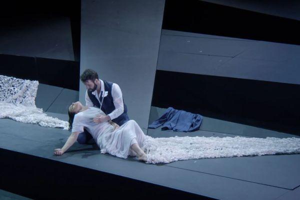 """Le conte lyrique d'Antonín Dvořák, """"Rusalka"""", est à suivre sur France 3 Grand Est le jeudi 15 juillet à 00h20."""