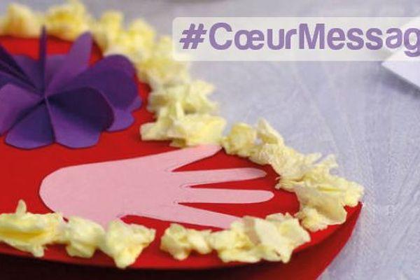 Le coeur messager de la ville de Chemillé-en-Anjou