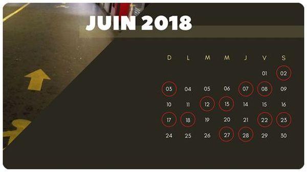 Le calendrier des grèves SNCF annoncé pour juin 2018