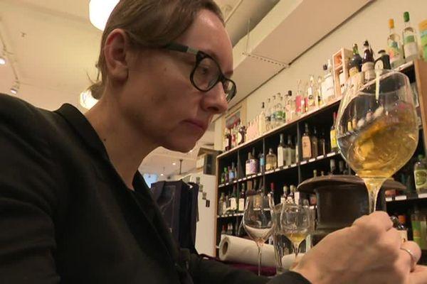 Pascaline Lepeltier, honorée par la Revue du vin de France