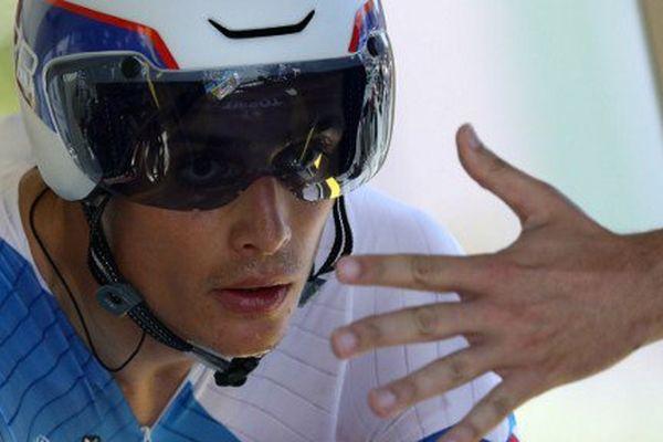 Arthur Vichot vient de remporter le Grand Prix de la Marseillaise