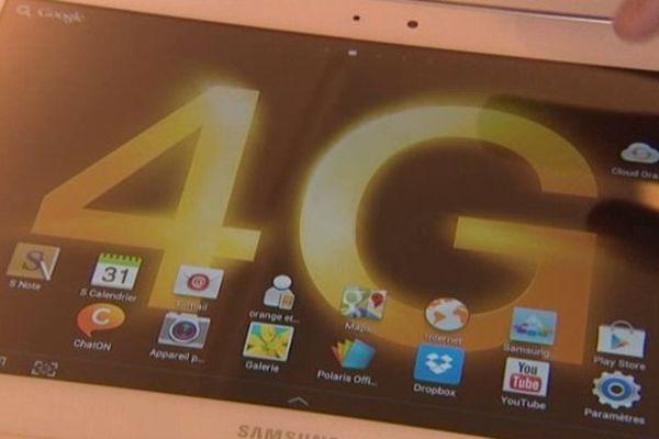 Deauville est la première ville de la région couverte par un réseau de téléphonie mobile 4G