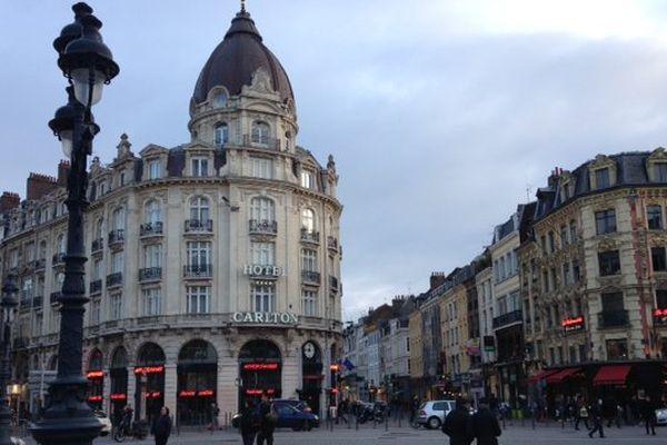 Le Carlton à Lille