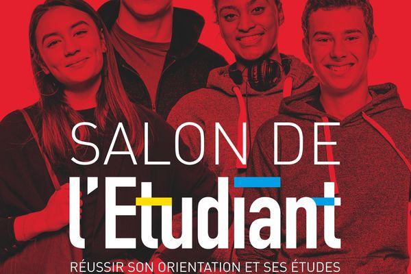 Salon de l'Etudiant à Orléans le 1er décembre 2018