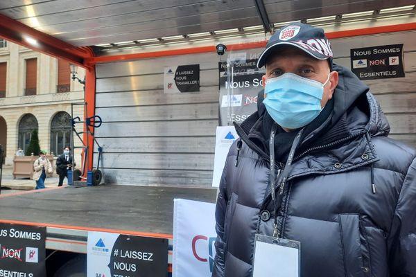 Comme Eric Dujourd'hui, les restaurateurs s'estiment les grands perdants de la crise sanitaire.