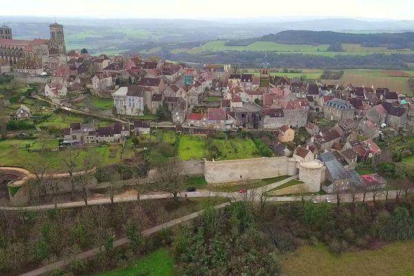 Vézelay.
