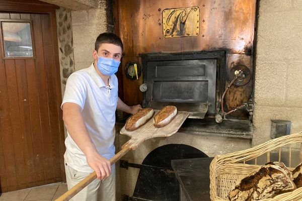 Antoine Piquet vient de décrocher le 20 février dernier le prix de Meilleur Apprenti boulanger de France.