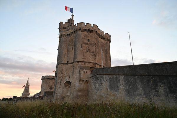 La tour Saint-Nicolas de la Rochelle