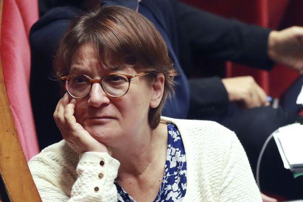 Nadia Essyan, députée élue sous l'étiquette LREM, a voté contre le projet de loi Collomb.
