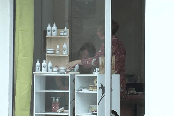 Une boutique éphémère est ouverte à Bessines jusqu'au 13 août