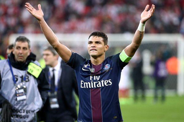 Thiago Silva ne fera pas le déplacement en Normandie